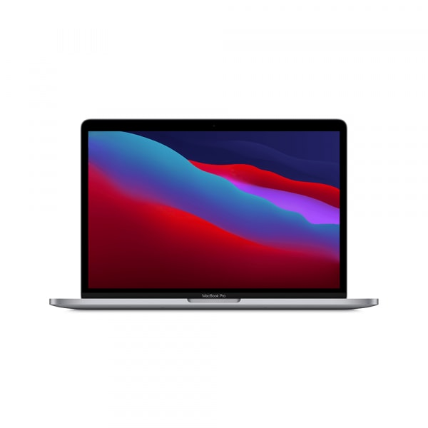 13-inch MacBook Pro: Apple M1 chip with 8_core CPU and 8_core GPU 256GB SSD - Space Grey 0