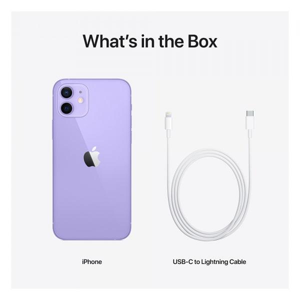 iPhone 12 64GB Purple 5