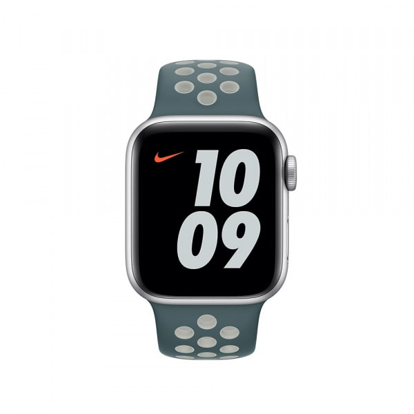 40mm Hasta/Light Silver Nike Sport Band - Regular 2