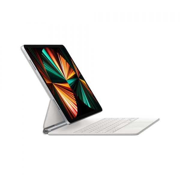 Magic Keyboard for iPad Pro 12.9_inch (5th Generation) - US English - White 2