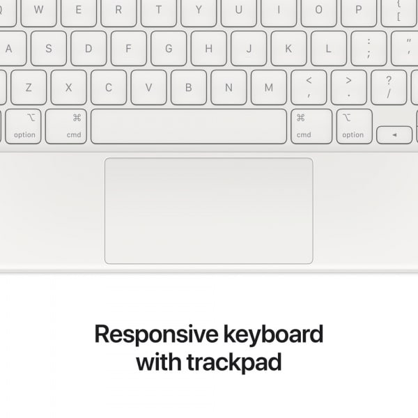 Magic Keyboard for iPad Pro 12.9_inch (5th Generation) - US English - White 5