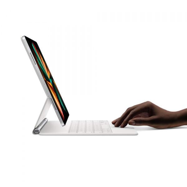 Magic Keyboard for iPad Pro 12.9_inch (5th Generation) - US English - White 4