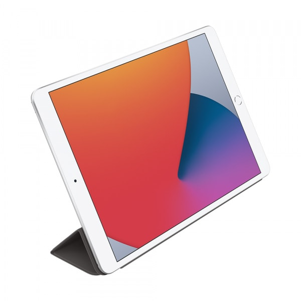 Smart Cover for iPad (8th generation) - Electric Orange 2