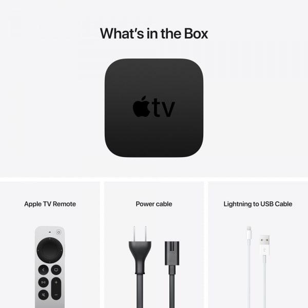 Apple TV 4K 32GB 3