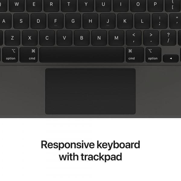 Magic Keyboard for iPad Pro 12.9_inch (5th Generation) - US English - Black 4