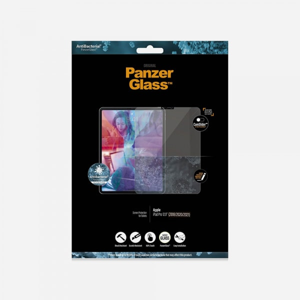 PANZERGLASS CamSlider for iPad Pro 12.9 3rd-5th Gen (2018-2021) - Clear 0