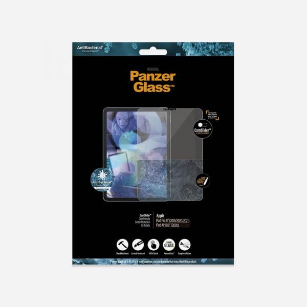 PANZERGLASS CamSlider for iPad Pro 11 1st-3rd Gen (2018-2021) / iPad Air 4th Gen (2020) - Clear 0