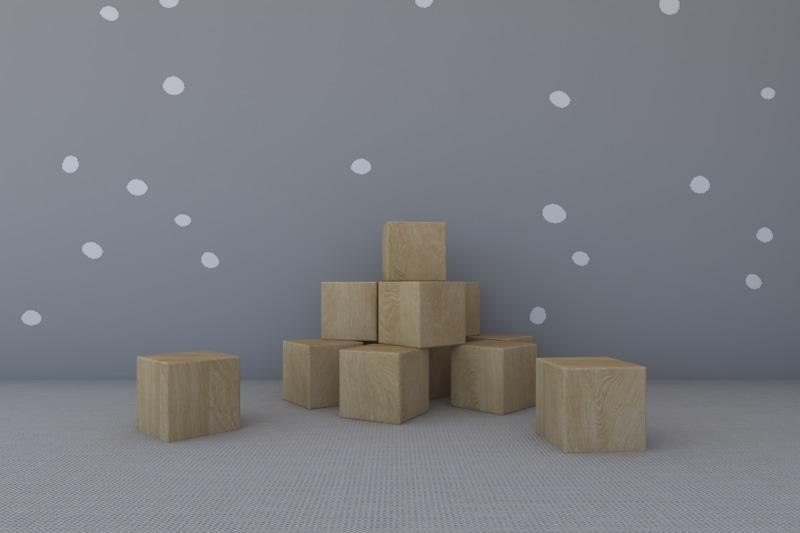 Cubos Maple