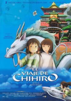 EL VIAJE DE CHIHIRO - 20 ANIVERSARIO