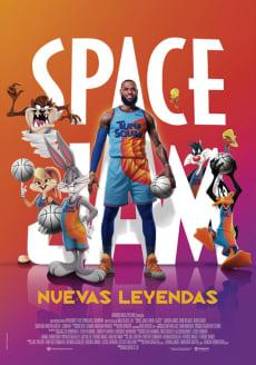 SPACE JAM. NUEVAS LEYENDAS