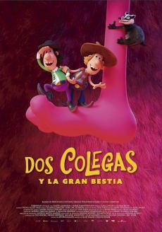 DOS COLEGAS Y LA GRAN BESTIA