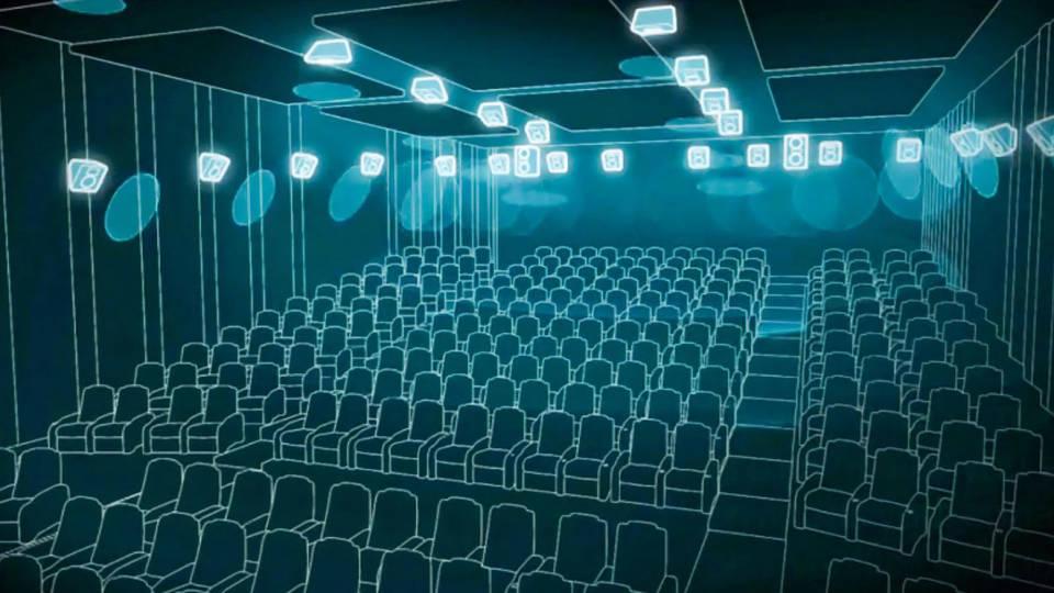<p>Dolby Atmos, el sonido inversivo total</p>