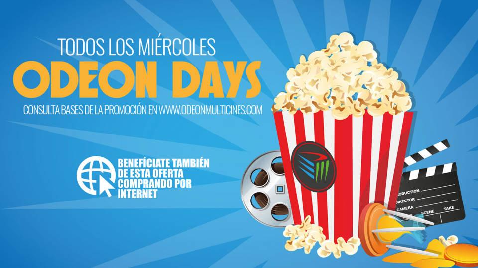 <p>Odeon Days por sólo 4,50 €</p>