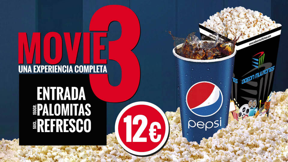 <p>Movie3, una experiencia completa</p>