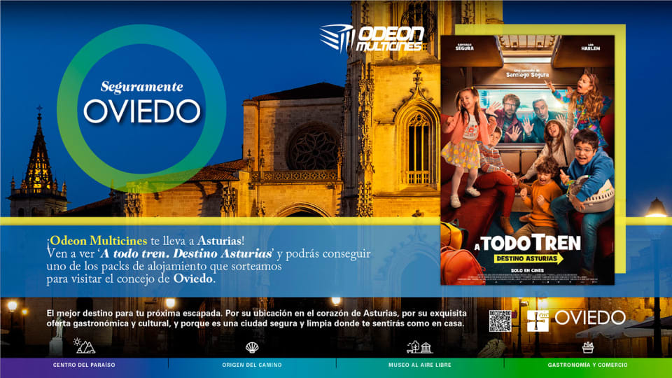 <p>Concurso Instagram - A Todo Tren: Destino Asturias</p>