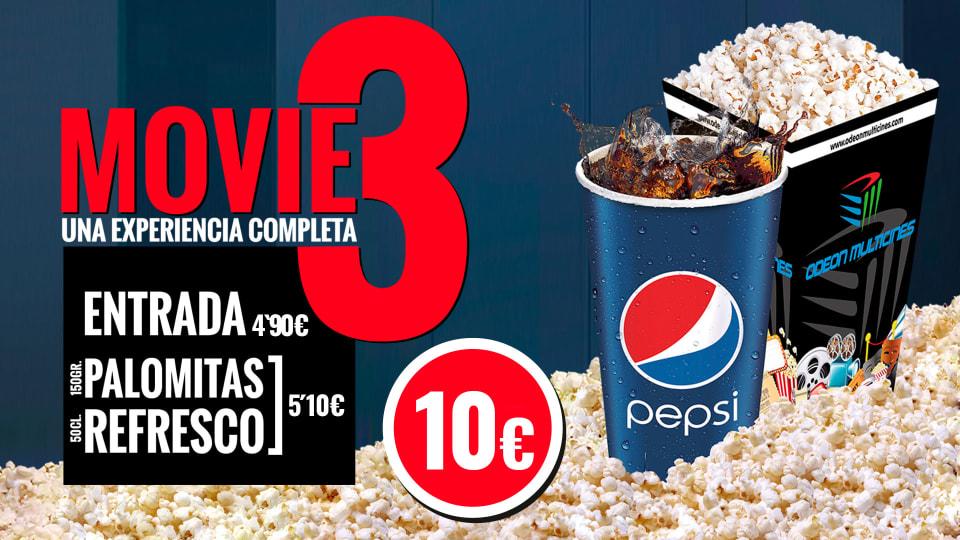 <p>Movie3 – una experiencia completa</p>