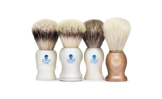 Artikkelbilde - THE DIFFERENT TYPES OF SHAVING BRUSH