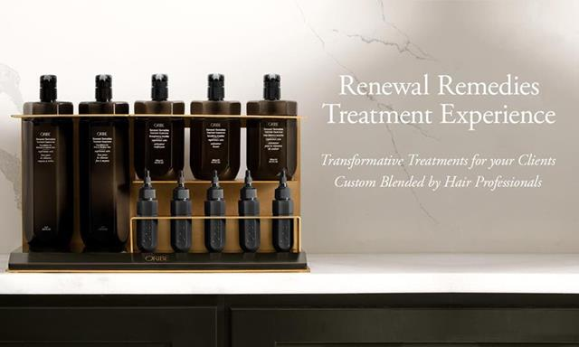 Artikkelbilde - ORIBE Renewal Remedies Treatment Experince