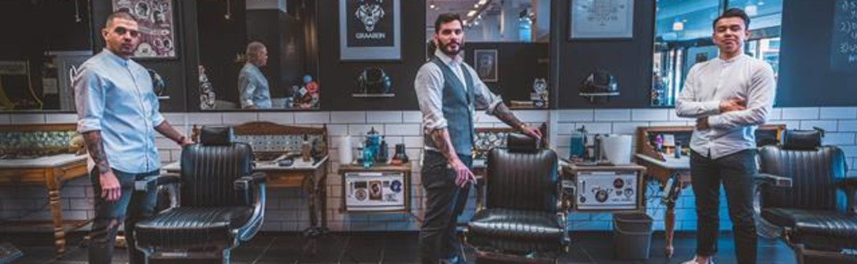 Bilde av The London Barber
