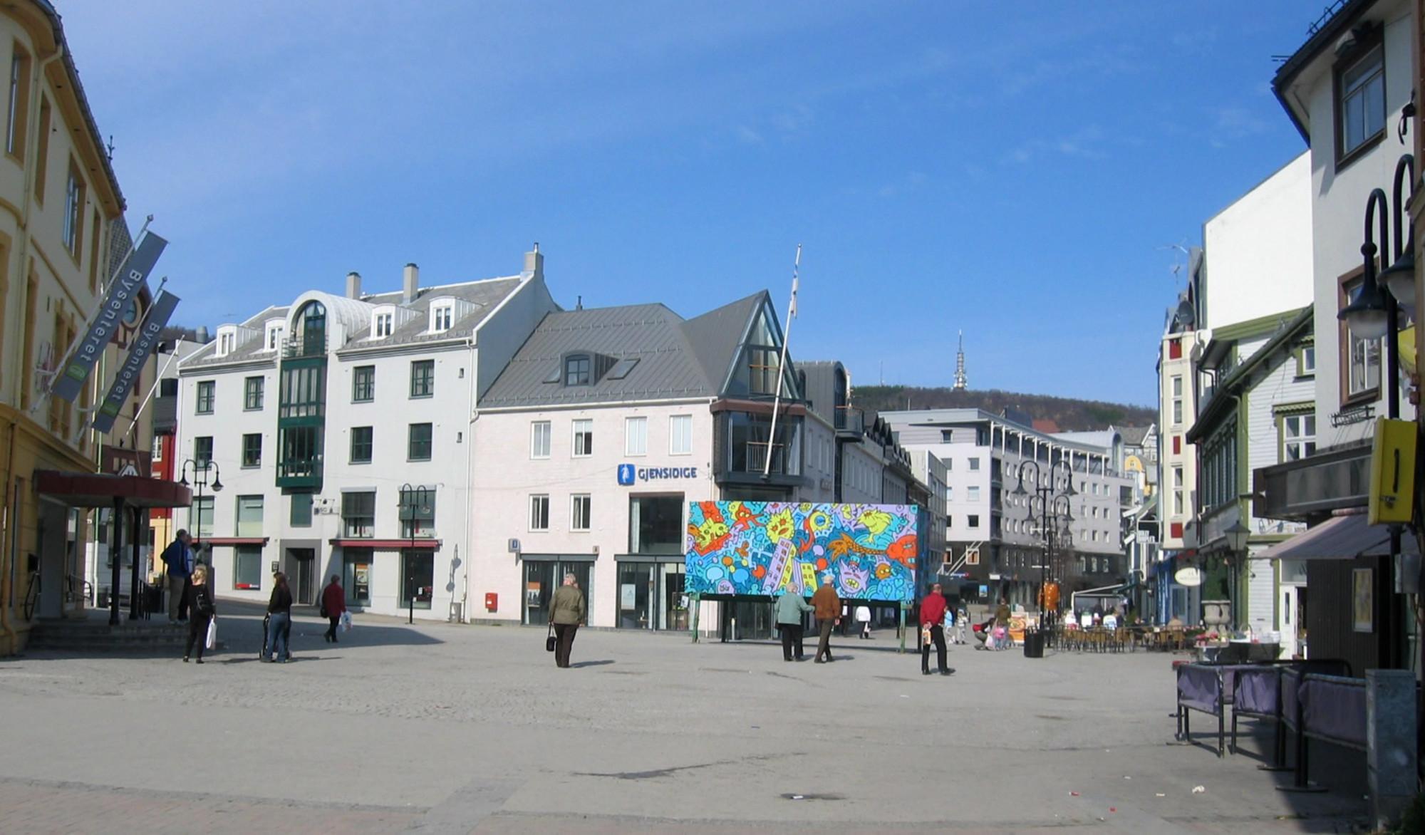 Du finner mange flinke hud og velvære salonger i Harstad-området.