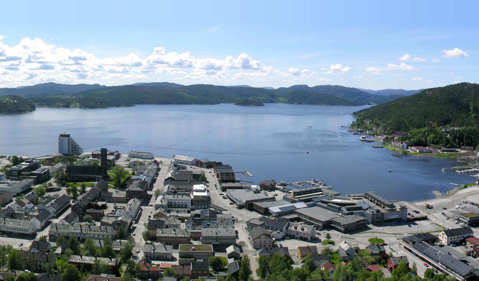 Du finner mange flinke hud og velvære salonger i Namsos-området.