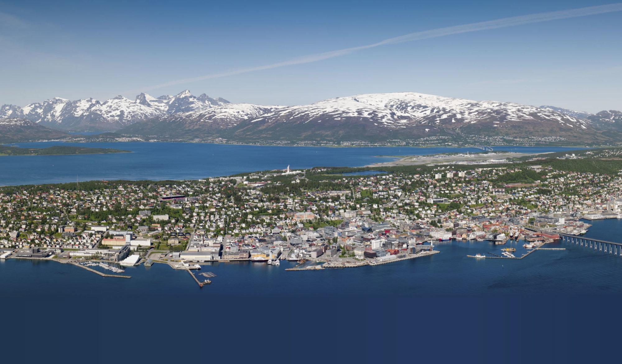 Du finner mange flinke hud og velvære salonger i Tromsø-området.