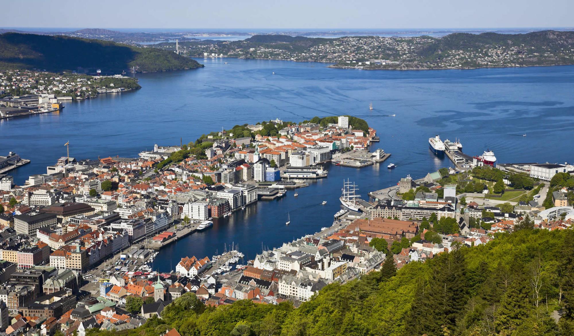 Du finner mange flinke hud og velvære salonger i Bergen-området.
