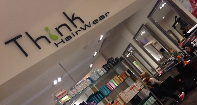 Salongbilde av Think Hair Wear Xhibition