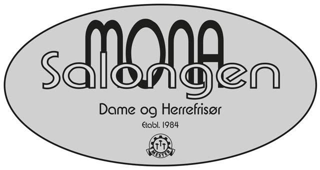 Salongbilde av Mona Salongen AS