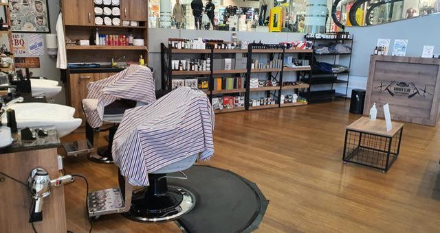 Salongbilde av J&K Barber Shop Kolbotn