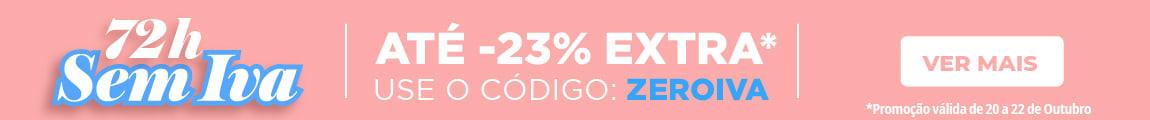 Até -23% Desconto Extra