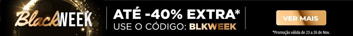Até -40% Desconto Extra