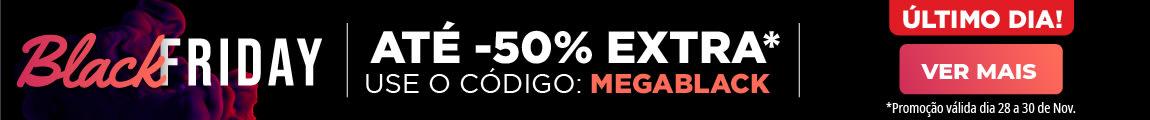 Até -50% Desconto Extra