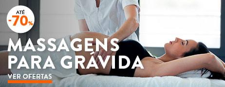 Massagens para Grávida