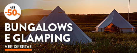 Bungalows e Glamping