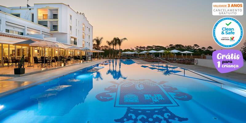 Dona Filipa Hotel 5* - Vale do Lobo | Férias em Família Junto à Praia com Spa & Opção Meia-Pensão