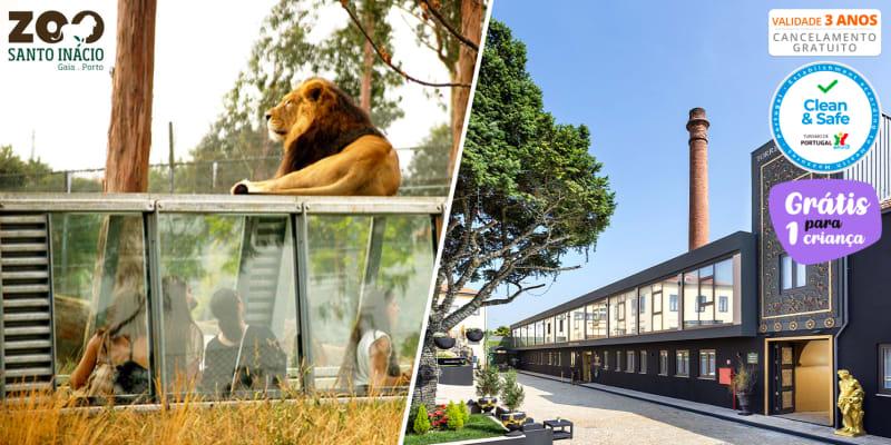 Rubens Hotels Royal Village 4* - Gaia | Estadia com Opção Comboio Turístico