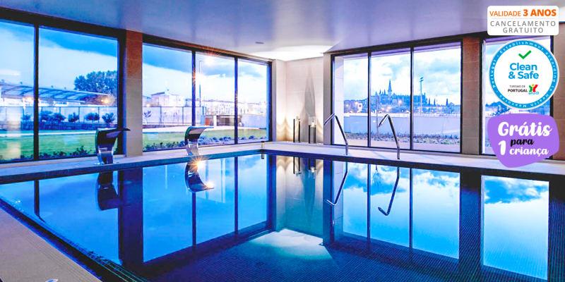 Hotel Villa Batalha 4* | Estadia & Spa com Opção Jantar e Massagem