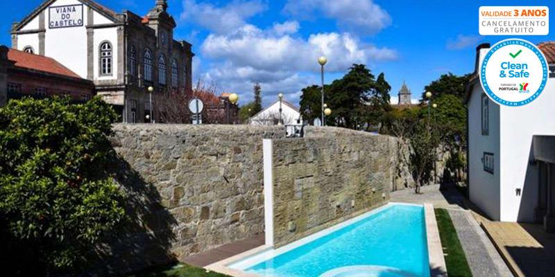 Casa Melo Alvim 4* - Viana do Castelo | Estadia Romântica em Solar Antigo