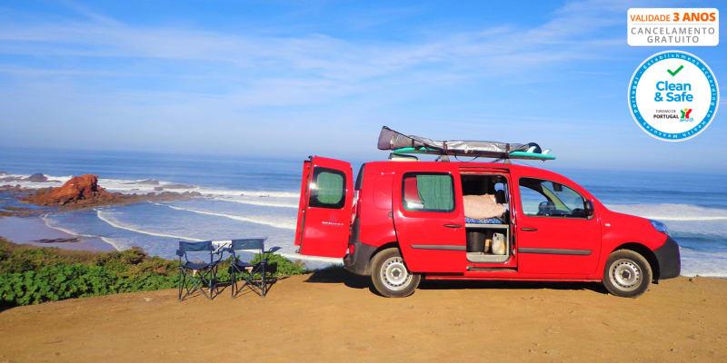 Ocean Camper - Faro | Estadia Romântica em Campervan