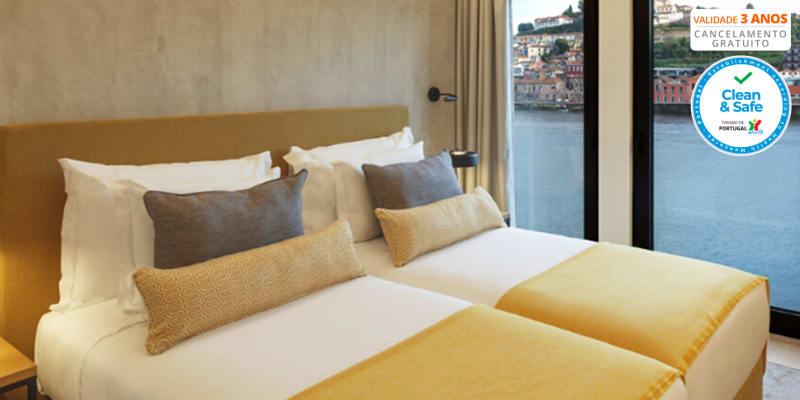 Neya Porto Hotel 4* | Estadia com Vista para o Rio Douro & Opção Jantar