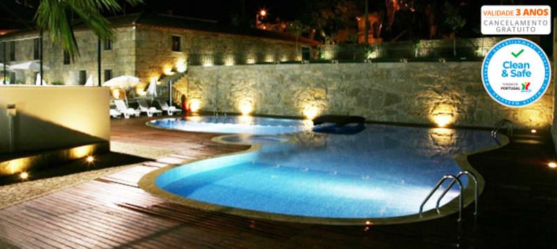 Hotel Quinta do Passal - Porto | Estadia e Health Club