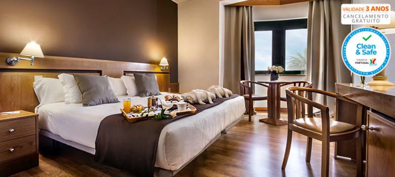 Tryp Montijo Parque Hotel 4* | Estadia com Opção Jantar