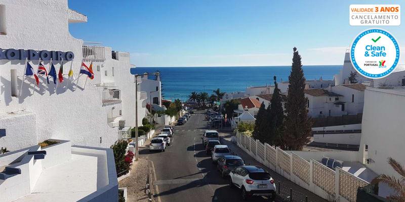Apartamentos Soldoiro - Praia da Oura | Estadia em Família em Apartamento com Vista Mar