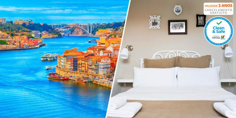 BCharming House - Porto | Estadia com Opção Cruzeiro das 6 Pontes