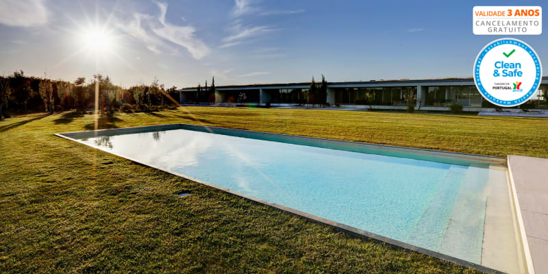 Bom Sucesso Resort 5* - Óbidos | Estadia em Família em Villa de Luxo Até 4 Pessoas