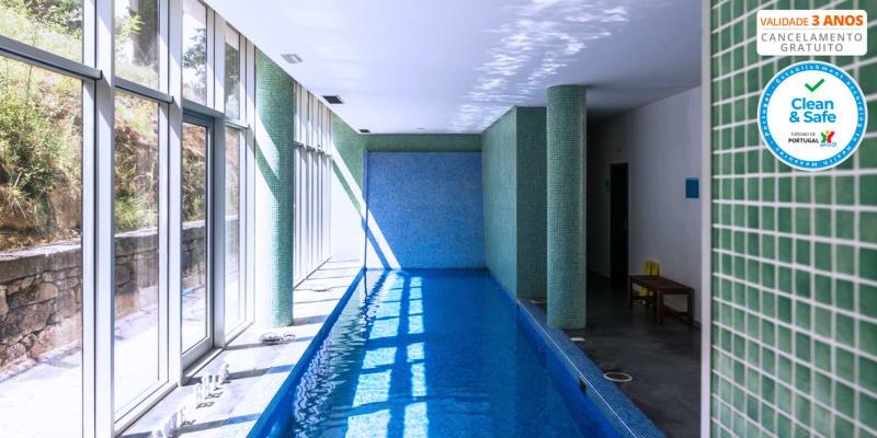 Boticas Hotel Art & SPA 4* - Vila Real | Noites de Charme no Norte c/ Opção Jantar e Massagens