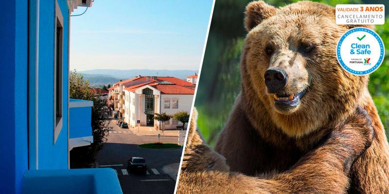 Hotel Bem Estar - Lousã | Estadia com Opção Entrada no Parque Biológico da Serra da Lousã