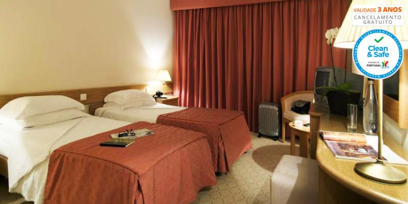 Hotel Cruz Alta 3* - Fátima | Estadia com Opção Jantar