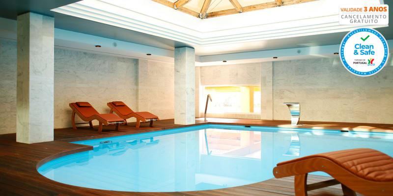 Onyria Quinta da Marinha Hotel 5* - Cascais | Estadia de Luxo com Acesso ao Spa & Opção Meia-Pensão